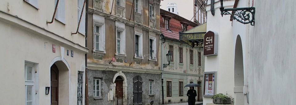 Prague: 1,100 years